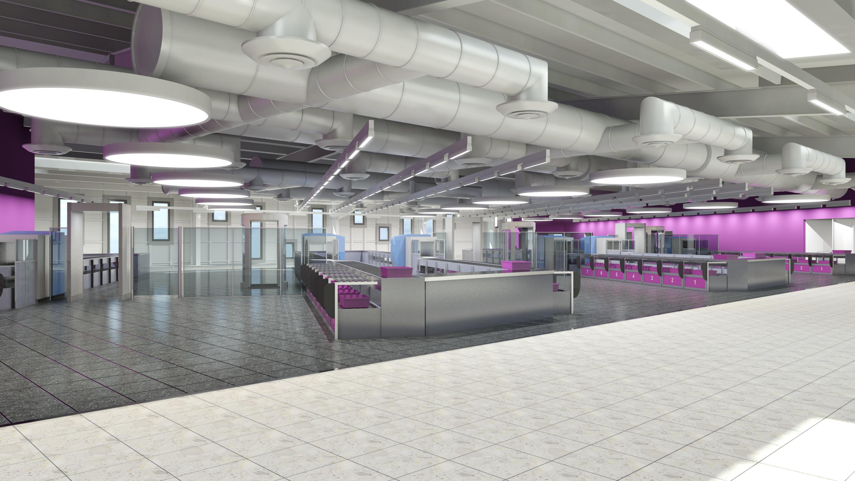 Trsm Floor Plan 10 Strategic Airport Enhancements National Planning